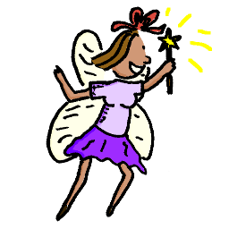 Fairy Random Story Generator by Dr. Howey