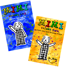 Mimi volumes one and two by Dr. Howey